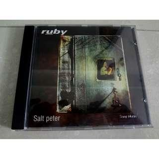 Ruby Salt Peter CD