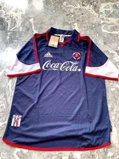 🚚 Vintage original Adidas 1999 South China Jersey Size XL