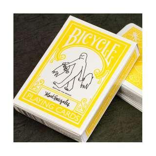 Bicycle Mark Gonzales Playing Cards