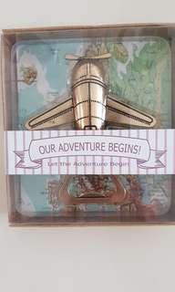 Aeroplane Bottle Opener