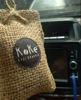 Koke aroma coffee  parfum mobil
