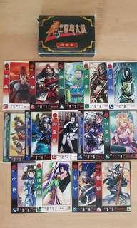 SEGA Three Kingdom Game Cards