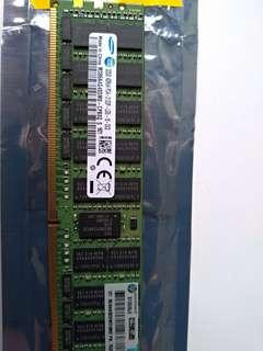 Samsung 32GB server ram ddr4 pc4-2133p
