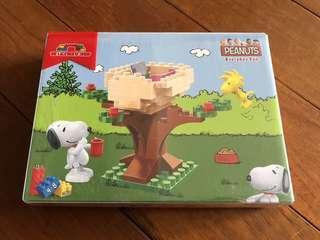 Snoopy 積木