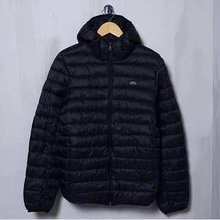 Jaket Pull & Bear . Puffer Hooded Jacket