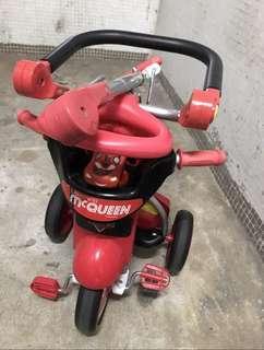 小童三輪車 (可摺,車王)