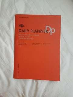 Daily planner / diary