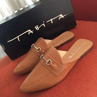 NEW Tabita Brown Mules