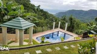 Tagaytay Ridge House For Rent With Pool & Taal Lake View