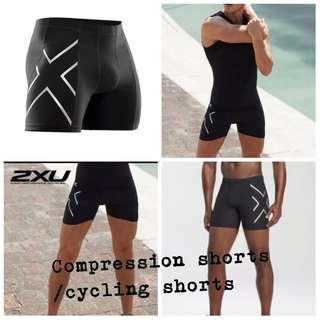 Compression shorts /cycling shorts