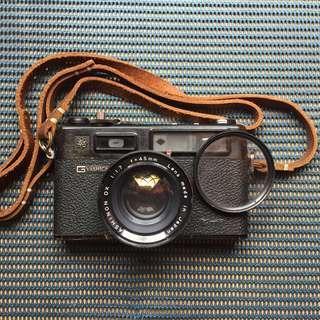 Yashica Electro 35 GTN Analog Camera