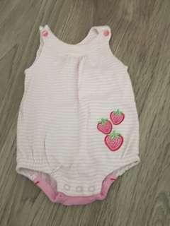 Sprout Baby Girls Bodysuit
