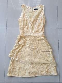 MGP Label Lace Dress (Size XS)