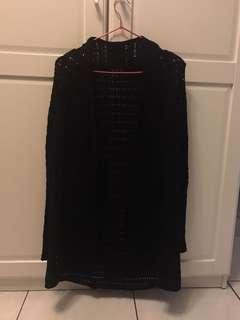 🚚 針織長版外套