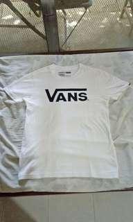 Vans white (xs)