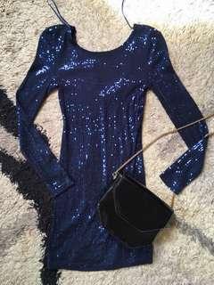 Sequin Cocktail dress /Top