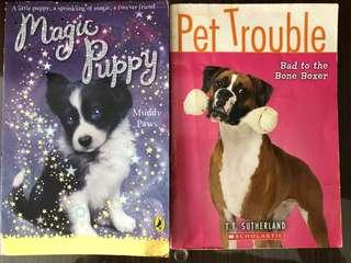 Magic Puppy - Muddy Paws & Pet Trouble - Bad to the Bone Boxer