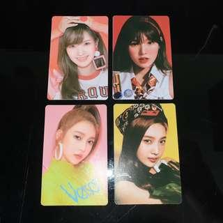 🚚 Red velvet summer magic sticker