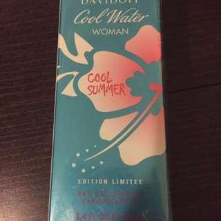 Davidoff Cool Water Women Fragrance