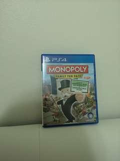 PS4 Game - Monopoly