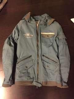 Women motorcycle jacket size S