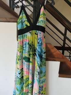 Gorgeous Summer Maxi Dress by Jane Norman