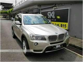 BMW X3 xDrive28i Auto