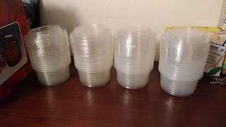 甜品膠杯(40個)