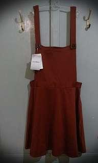 TERACOTTA Jumpsuit in MAROON