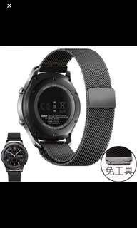 S3 22mm watch band 米蘭代用錶帶