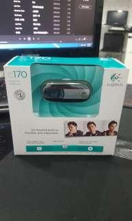 Flash Sale ❣ New in Box Logitech C170 5mp webcam with Mic