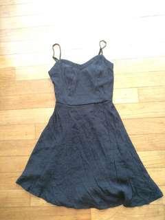 🚚 Cotton  on black dress