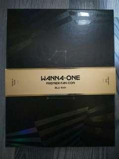 WANNA ONE PREMIER FAN CON BLU RAY