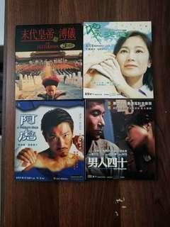 電影 VCD $6 each