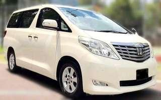 Toyota Alphard 2.4 Auto