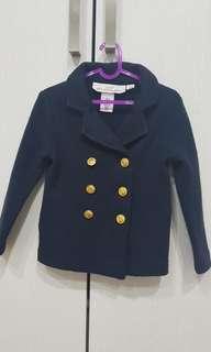 Semi Coat Baby HnM 1-2y