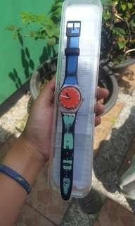 Swatch mix colour