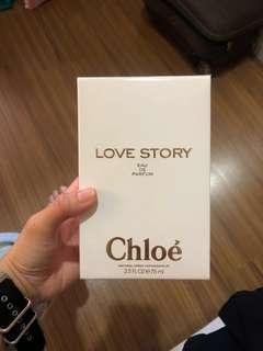 🚚 Chloe Love Story