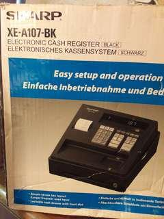 Cash Register Machine Sharp XE-A107