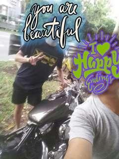 Onsite Motorbike Motorcycle Bike