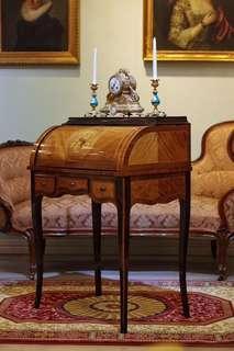 1930年代法國路易十五風格小姐桌