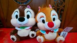 Chip and Dale Xmas Edition