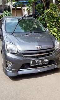Toyota Agya TRD 2014 AT