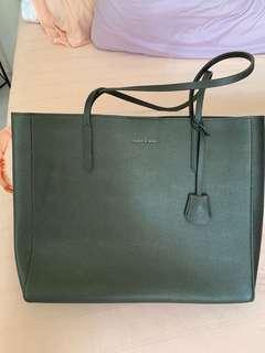 Charles and Keith laptop bag