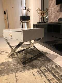 🚚 Designer side cabinet