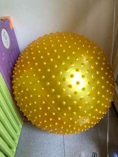 🚚 兒童瑜伽球