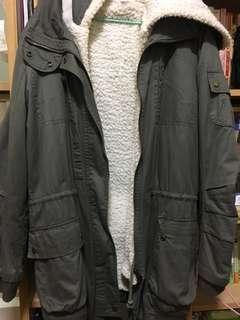 🚚 鋪棉軍裝外套