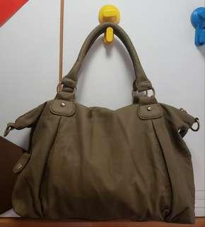 geunine leather bags