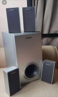 Sony Speaker System mod: SS-WS34(speaker only)