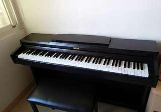 🚚 電鋼琴